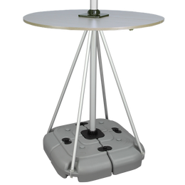 T-Pole® Table