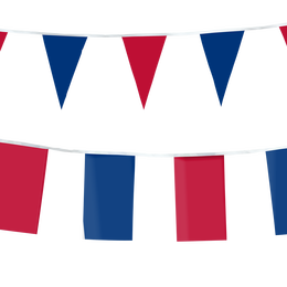 Stock Color Pennants