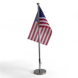 Desktop American Flag with Stand