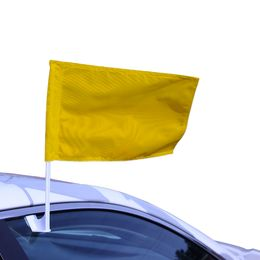 Solid Color Parade Flags