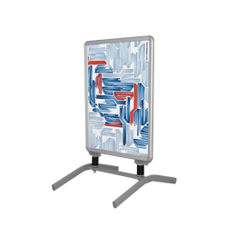 """Snap Frame with Metal Base 23.4"""" x 33.1"""""""