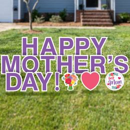 Happy Mother's Day Yard Card