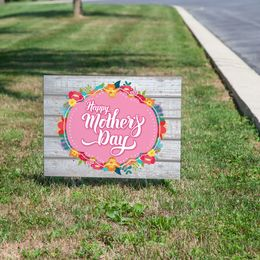 Happy Mother's Day Yard Sign