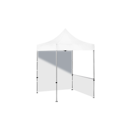 White Canopy 5' x 5' Tent with Walls