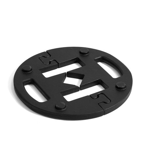 Steel Weight Plate 22lb