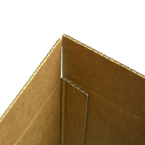 "Sturdy box construction with 1/8"" material thickness"