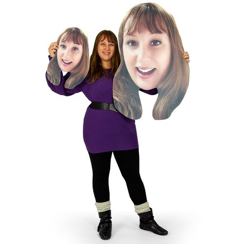 Custom Big Head Cutouts
