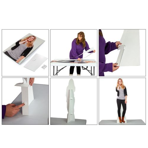 How To Set Up Your Photo Stand In