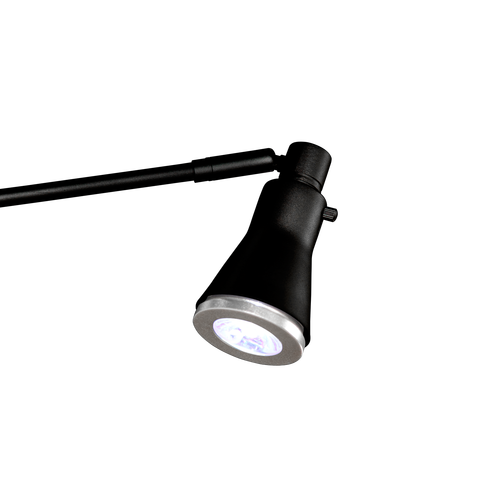 The Roll Up Light Changer - Black has four primary colors, including white