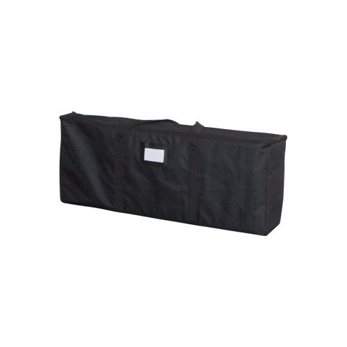 The included carrying case allows you to transport this display with minimal effort