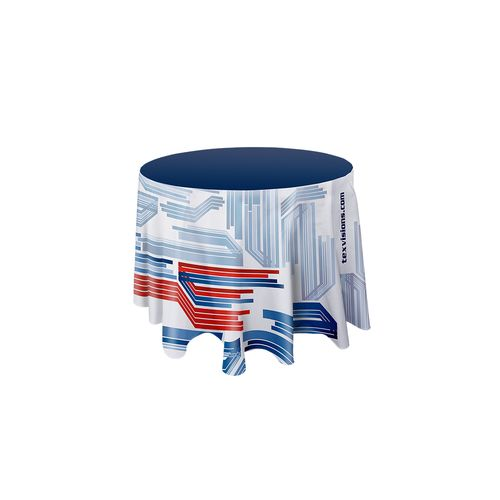 Standard Round Stain-Resistant Table Cover